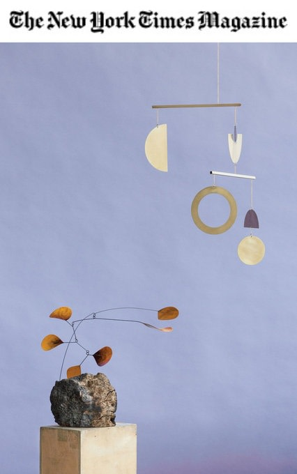 HOW ARTISTS ARE CHALLENGING ALEXANDER CALDER'S MOBILES