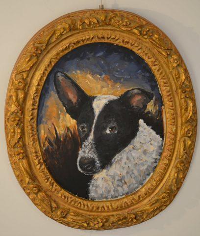 Portrait of a Rez Dog 2
