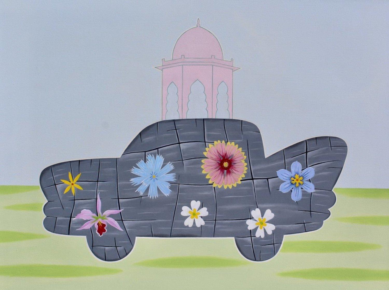 Mughal Vehicle #1