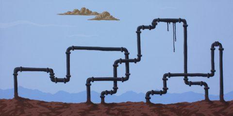 Pipe Landscape