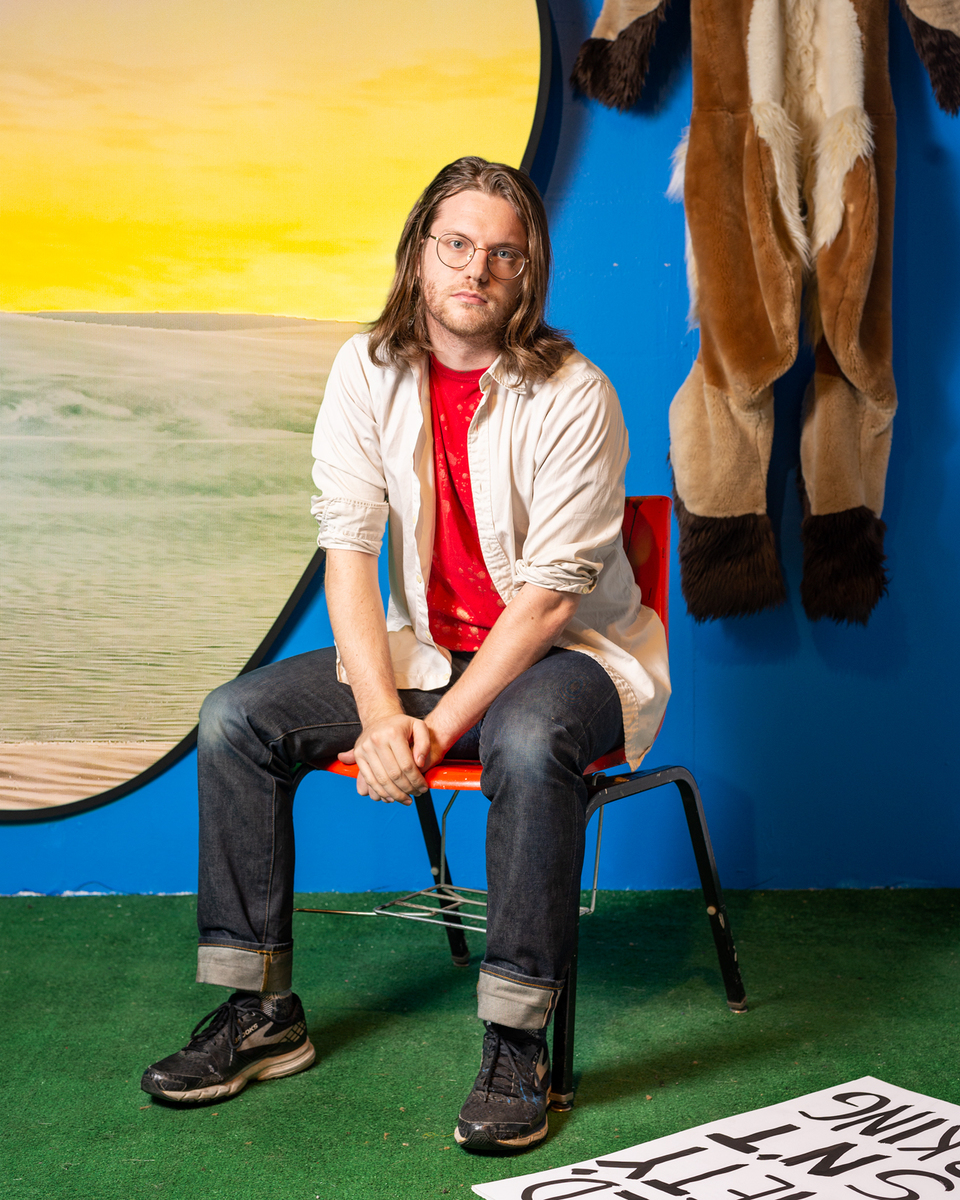 Tommy Bruce is one of Southwest Contemporary's 12 New Mexican Artists to Know Now of 2021
